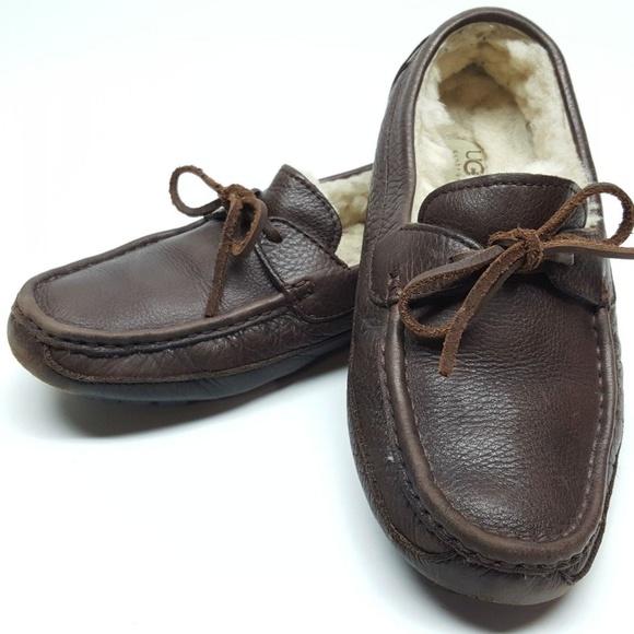 fe1425bb9df UGG Australia Byron 5161 Moccasin Slipper Men 7